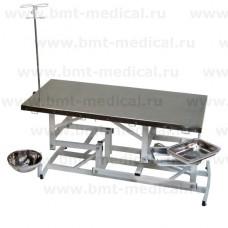 Стол ветеринарный универсальный СВУ-1 (электропривод)