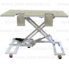 Стол ветеринарный VETBOT-75 для УЗИ с дверцами