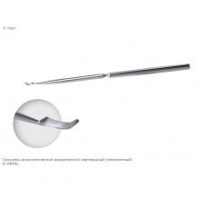 Инструмент для сепарации тканей (серповидный тупоконечный скальпель)