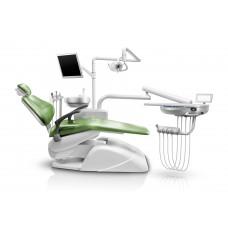 Стоматологическая установка AL 398 FA FOSHAN ANLEс нижней подачей инструментов
