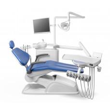 Стоматологическая установка AL 398 SE FOSHAN ANLEс нижней подачей инструментов