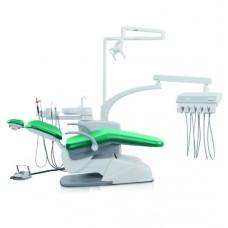 Стоматологическая установка  SIGER S30 с нижней подачей инструментов