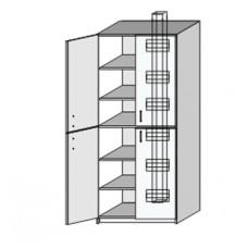 Шкаф для химреактивов
