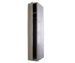 Шкаф для одежды металлический разборный на винтах 425х500х1790