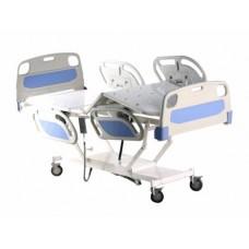 Кровать медицинская функциональная трехсекционная