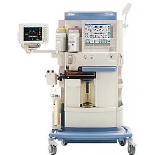 Наркознодыхательный, аппарат, укомплектованный, место, рабочее, анестезиологическое