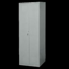 Шкаф металлический офисный двухстворчатый 900х450х1850