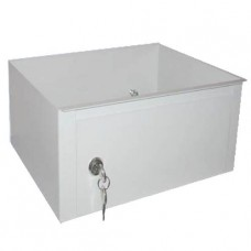 Шкаф медицинский металл. односекционный, одностворчатый (трейзер) (для шкафа МСК-647.01)