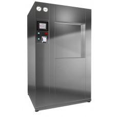 Горизонтальные паровые стерилизаторы свыше 200 литров (проходного типа)