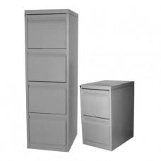Шкаф картотечный металлический для хранения документов формата А4