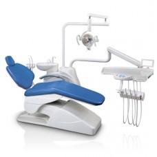 Стоматологическая установка AL 398 AA FOSHAN ANLEc нижнней подачей инструментов