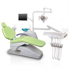 Стоматологическая установка AL 398 BB FOSHAN ANLE с нижней подачей инструментов