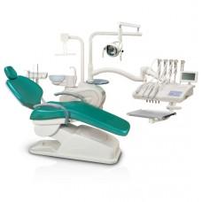 Стоматологическая установка AL 398 HA FOSHAN ANLEс верхней подачей инструментов