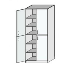 Шкаф материальный