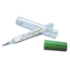 Термометр ртутный максимальный стеклянный TVY-120